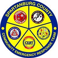 Spartanburg County Community Emergency Response Team