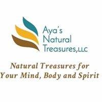 Aya's Natural Treasures, LLC. (Natural Bath & Body Products)