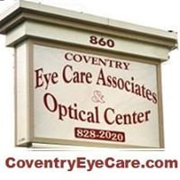 Coventry Eye Care Associates & Optical Center