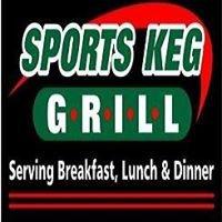 Sports Keg Grill