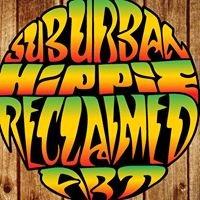Suburban Hippie Reclaimed Art