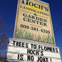 Hoch's Landscaping & Garden Center