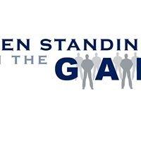 Men Standing in the Gap