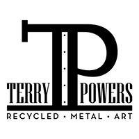 Three Sisters Nursery & Terry Powers Recycled Metal Art