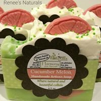 Renee's Naturals-Therapy for your skin