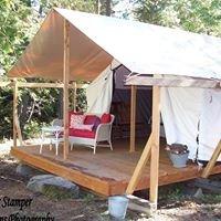 Huckleberry Tent and Breakfast