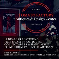 Tomato Factory Antiques & Design Center