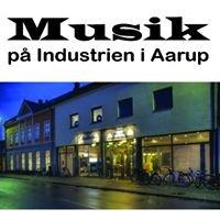 Musik På Industrien i Aarup
