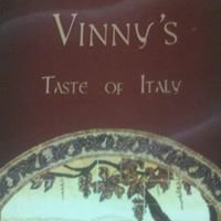 Vinny's Taste of Italy, Authentic Italian Cuisine