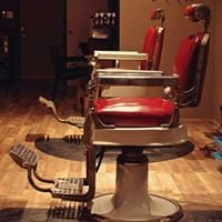 """Iron and Tread """"Barber Shop and Shave Parlor"""""""