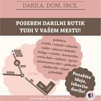 Darilni butik, Žab'ka&Piškotek, Rogaška Slatina