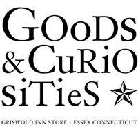 Goods & Curiosities- The Griswold Inn Store