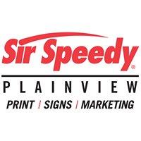 Sir Speedy Plainview