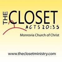 The Closet Ministry at Monrovia Church of Christ