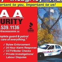 AAA Security Group Ltd