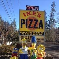 Ike's Pizza in Leaburg