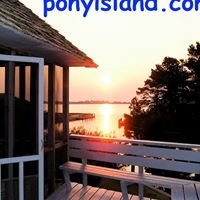 Chincoteague Waterfront Vacation Rental - Spinnaker, The Ponyisland House