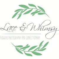 Lace and Whimsy flowers, photography and confectionary