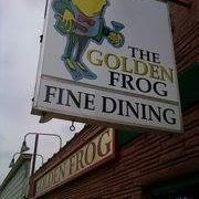 The Golden Frog Saloon