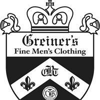 Greiner's Fine Mens Clothing