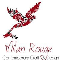 Milan Rouge Contemporary Craft and Design