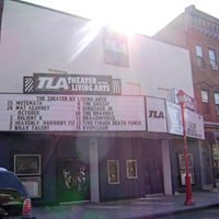 TLA-Theatre for the Living Arts South Street Philly