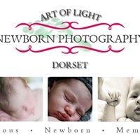 Art of Light newborn photography