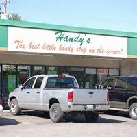 Handys Pawhuska Oklahoma