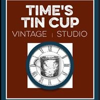 Time's Tin Cup Vintage Market