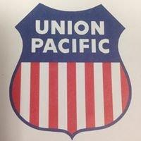 Union Pacific Railroad Kirby Depot