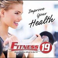 Fitness 19 Greentree Scott Township