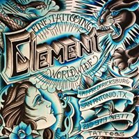 Element Tattoo Studios