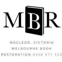 Melbourne Book Restoration