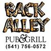 Back Alley Pub and Grill