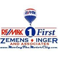 Zemens Inger Re/Max First Team