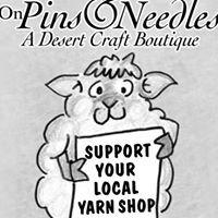 On Pins & Needles Borrego Springs