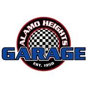 Alamo Heights Garage