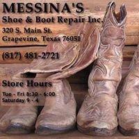 Messina's Shoe Repair