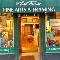 Art Focus Montana - Fine Arts & Custom Framing