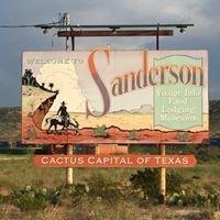 Sanderson Chamber of Commerce