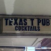 Texas T Pub
