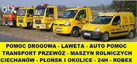 P.H.U Robex Pomoc Drogowa