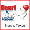 Heart of Texas Ford Inc