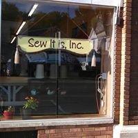 Sew It Is Inc