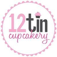 12 tin cupcakery