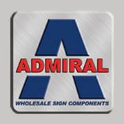 Admiral Wholesale Sign Components