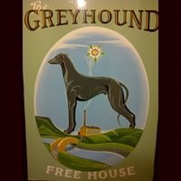 The Greyhound (The Dog!)