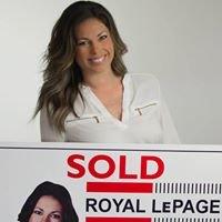 Laura Rotz, Realtor with Royal LePage NRC Realty