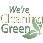 We're Cleaning Green