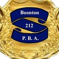 Town of Boonton PBA # 212